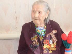 100 лет исполнилось ветерану Великой Отечественной войны