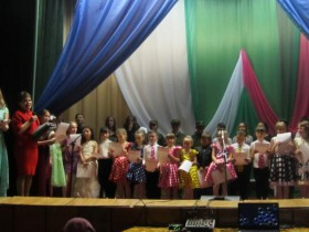 20 апреля 2018 года в Краснознаменском сельском доме культуры состоялся отчетный концерт творческих коллективов.