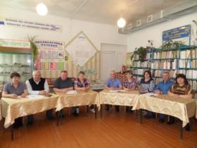 20 апреля  в Знаменской поселенческой библиотеке прошел праздник,  посвященный году семьи «В семейном кругу».